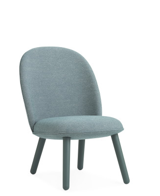 Ace Lounge Chair Lake Blue Nist