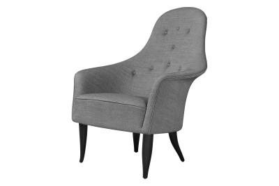 Adam Lounge Chair Umami 3 143, Walnut Legs