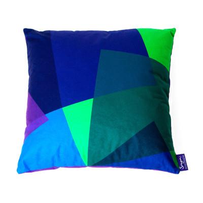 After Matisse Cushion Green & Blue