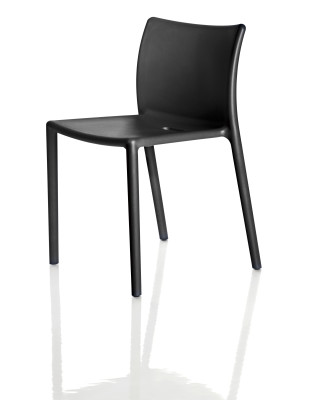 Air Chair - Set of 4 Matt Black