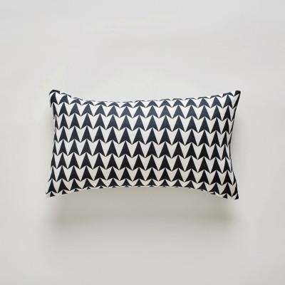 Aldgate East Ink cushion 30x50cm