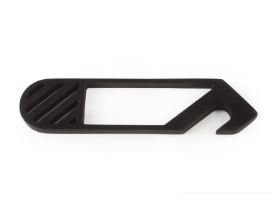 ALFRED - BOTTLE OPENER BLACK