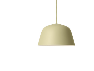 Ambit Large Pendant Lamp Beige/Green