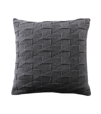 Arrows Cushion Dark Grey