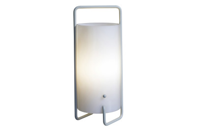 Asa Table Lamp White