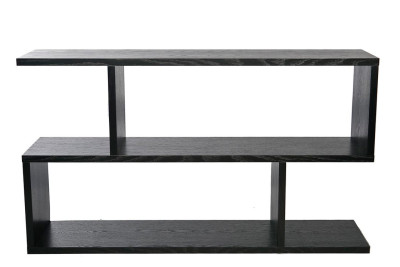 Balance Low Shelving Charcoal