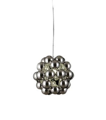 Beads Penta Pendant Light Silver
