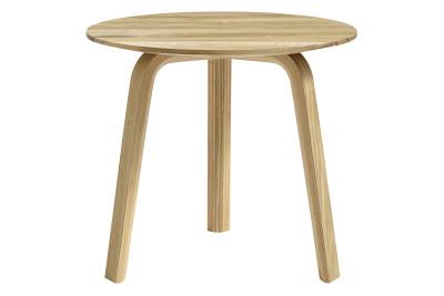 Bella Side Table S Oak, Short
