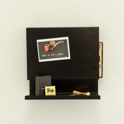 Big:Ledge Shelf Black