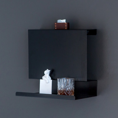 Big:Ledge Shelf Black