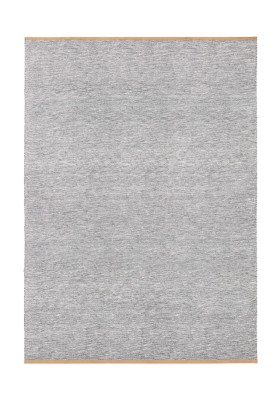 Björk Rectangular Rug Light grey, 170×240 cm