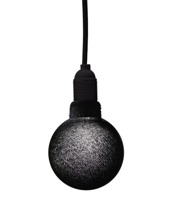 Black Muscar Pendant Light