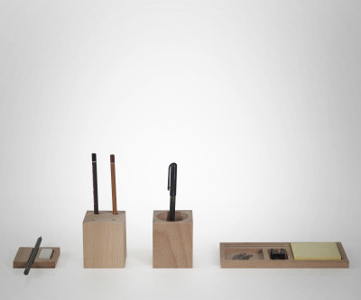 Blocks Desk Set