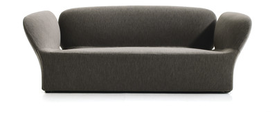 Bloomy Major 2 Seater Sofa B0211 - Leather Oil cirè