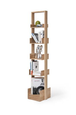 Book case Bookie - Oak