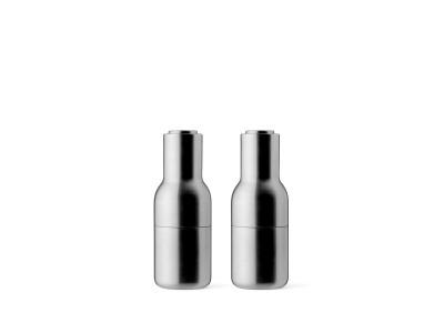 Bottle Grinder - 2 Pack Brush Stainless Steel