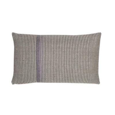 Boutique Rectangle Purple Cushion  Purple