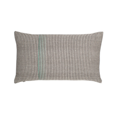 Boutique Teal Rectangle Cushion  Teal