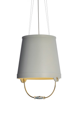 Bucket Pendant Light