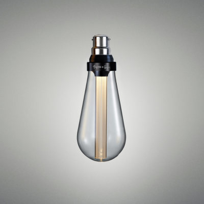 Buster Bulb - Non Dimmable  Crystal