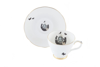 By Your Side Teacup & Saucer
