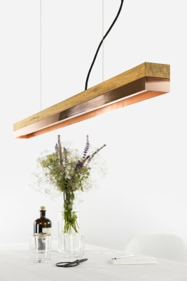 [C1o] Copper Pendant light
