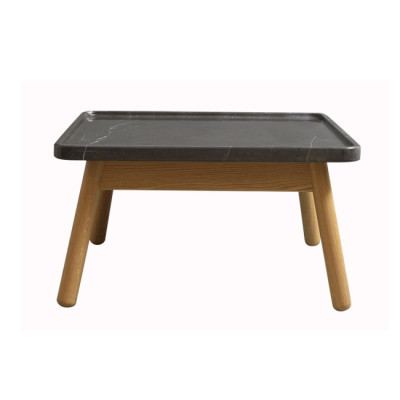 Carve square coffee table by bethan gray for Coffee table 80 x 80