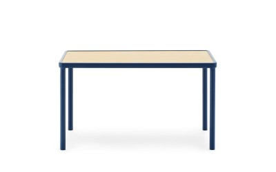 Case Coffee Table - Rectangular Dark blue