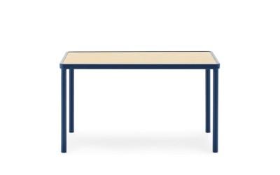 Case Coffee Table - Rectangular Dark blue