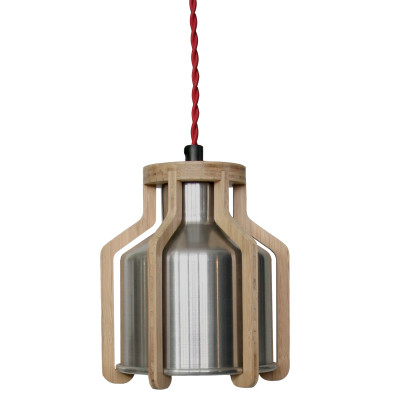 Cell Pendant Light Red