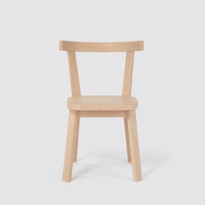 Chair Three Natural Beech