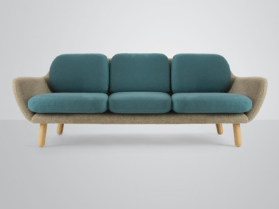 Charlie 3 Seater Sofa