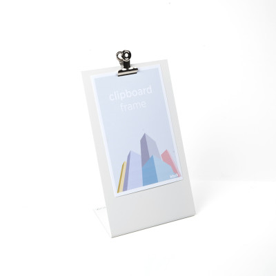 Clipboard Frame Clipboard Frame White