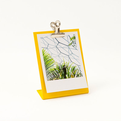 Clipboard Frame Small Clipboard Frame Small Yellow