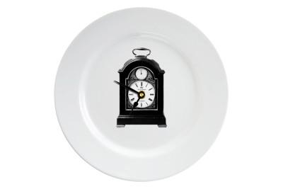 Clock Plate Clock London