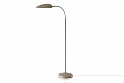 Cobra Floor Lamp Warm Grey