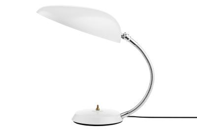 Cobra Table Lamp Matt White