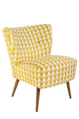 Cocktail Chair Aldgate East Mustard