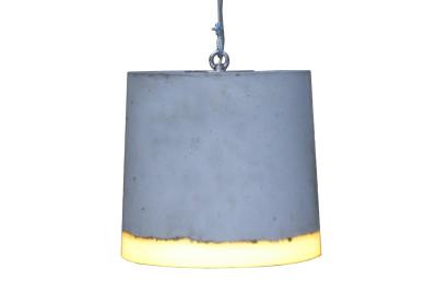 Concrete Pendant Light Extra Large