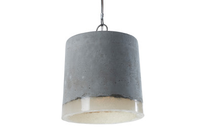 Concrete Pendant Light Large