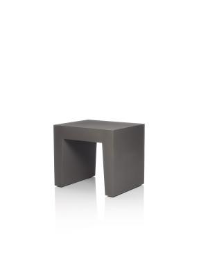 Concrete Seat Anthracite