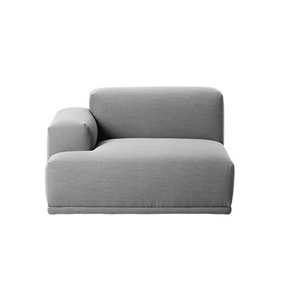 Connect Modular Sofa - Left Armrest Remix 123