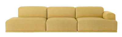 Connect Sofa | 3-seater open Hallingdal 407
