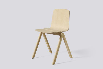 Copenhague Dining Chairs CPH Matt Lacquered Oak