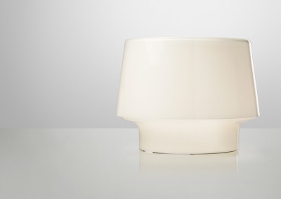 Cosy In White Large Table Lamp