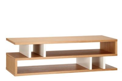 Counter Balance Coffee Table White