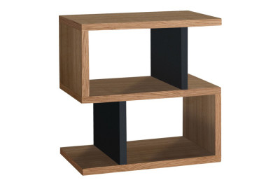 Counter Balance Side Table Charcoal