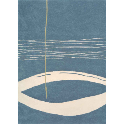 Cove Rug March Blue