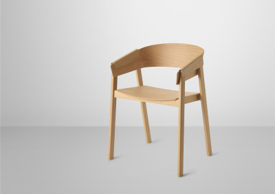 Cover Chair Wood Seat Beech
