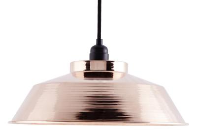 CU001  Industrial Copper Pendant Lamp